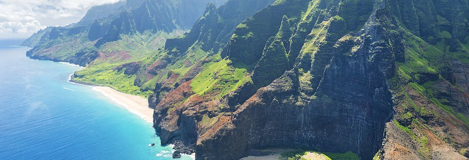 Tag til fantastiske Hawaii