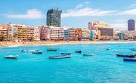Cheap flights to Las Palmas, Gran Canaria
