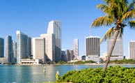 Cheap flight tickets to Miami